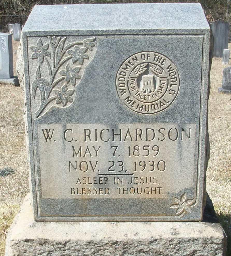 Willie C Richardson