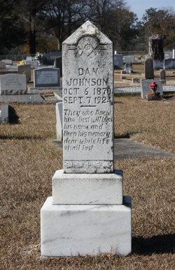 Daniel Jack Johnson