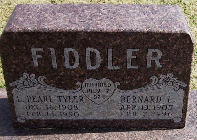 Bernard L Fiddler