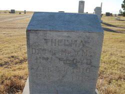 Thelma Floyd