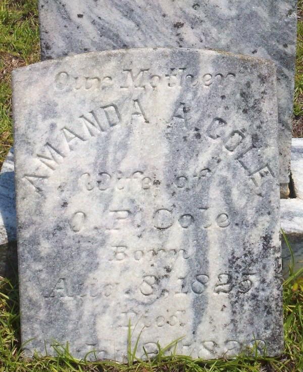 Amanda A Brown