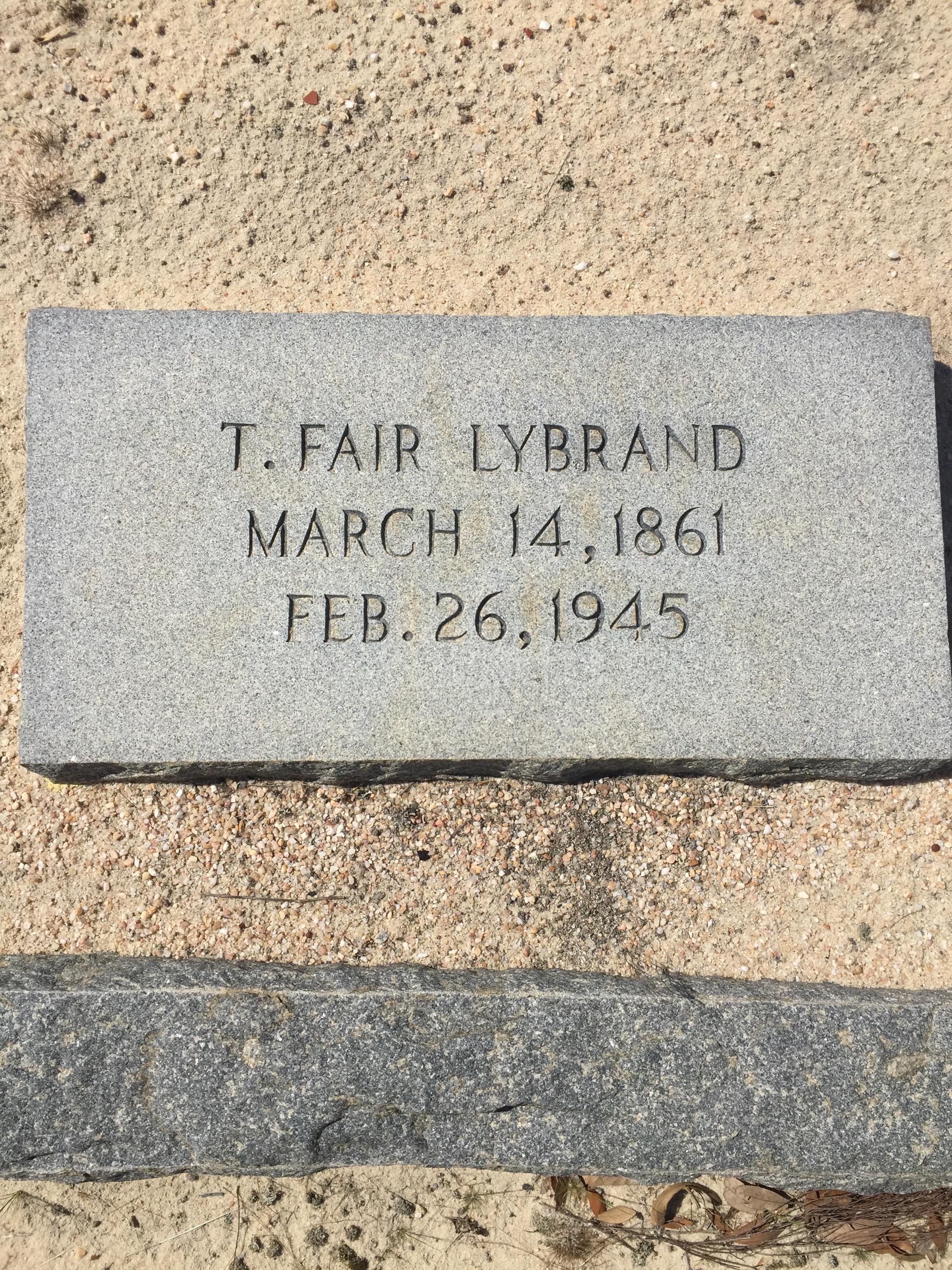 Thomas Fair Lybrand