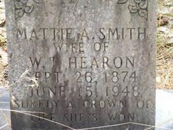 "Martha A. ""Mattie"" Smith"