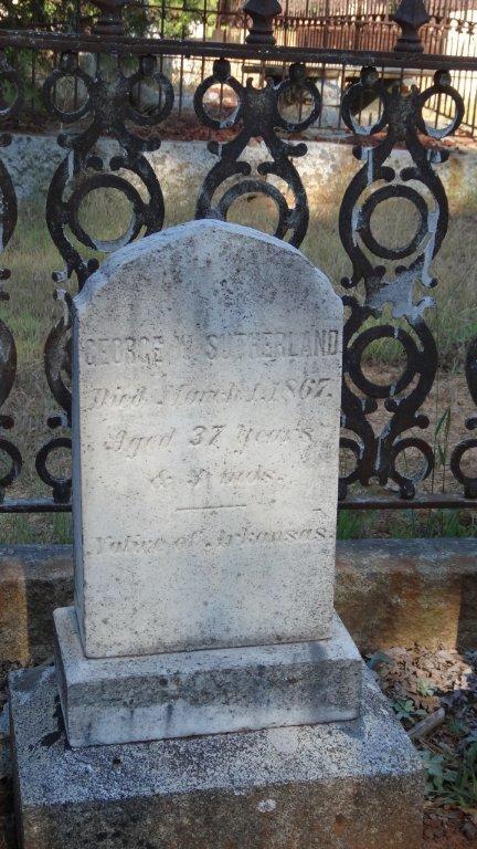 George Washington Sutherland