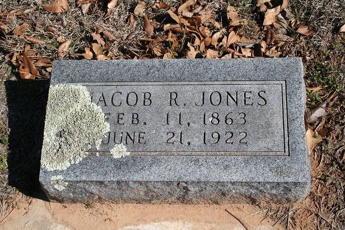 Jacob Richard'Jake' Jones