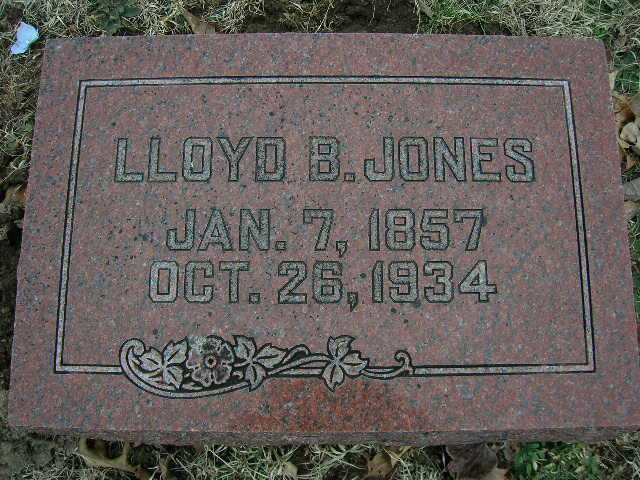 Lloyd B. Jones