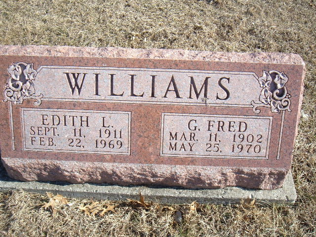 George Frederick Williams