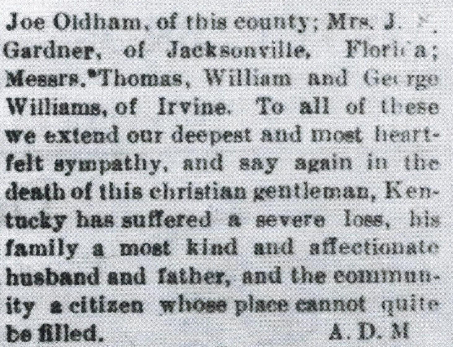 William T. B. Williams