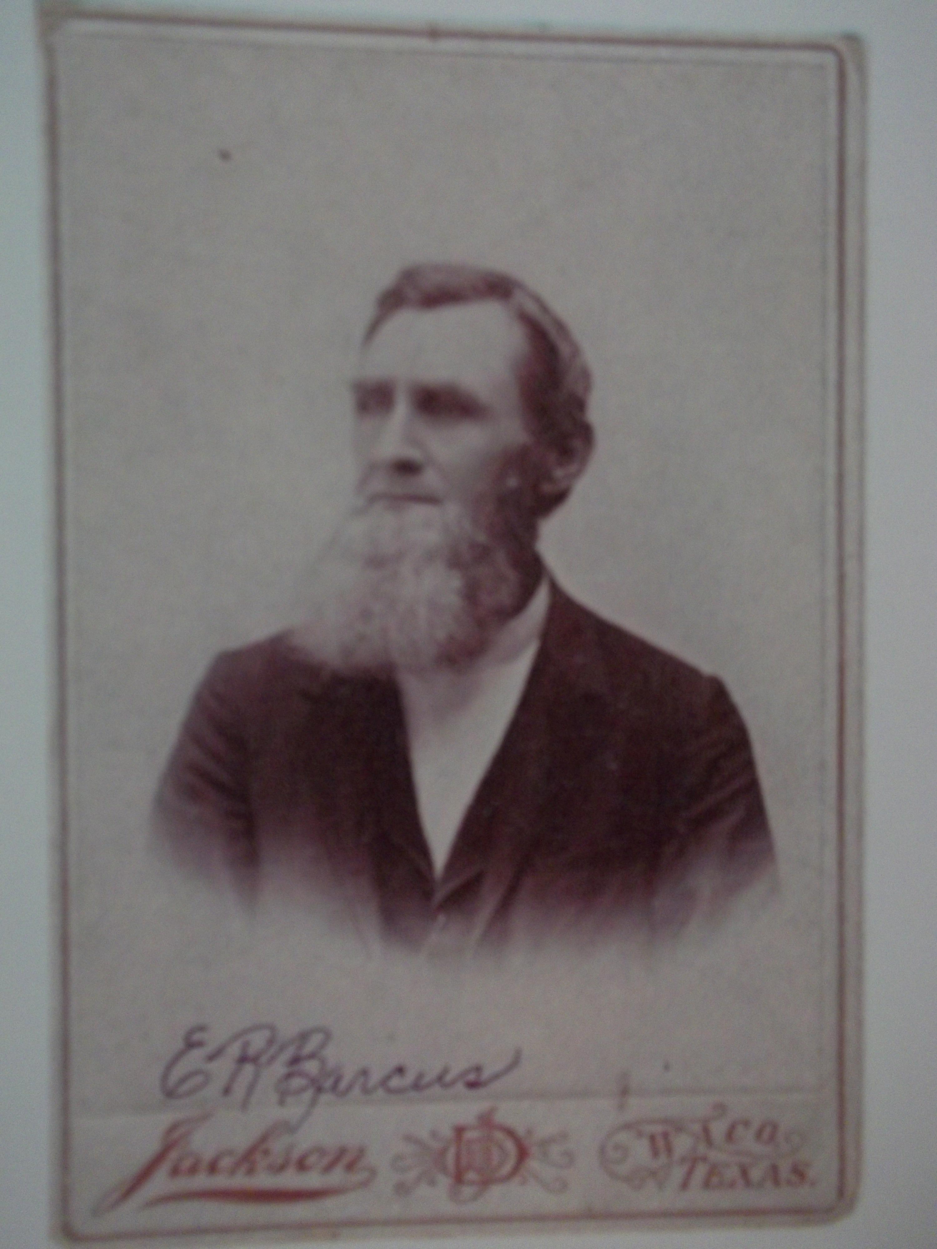 Edward (G5) Roseman Barcus (Barkhurst)
