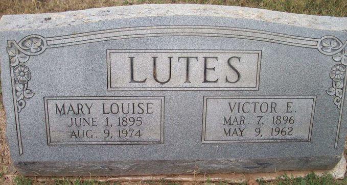 Victor Eugene Lutes