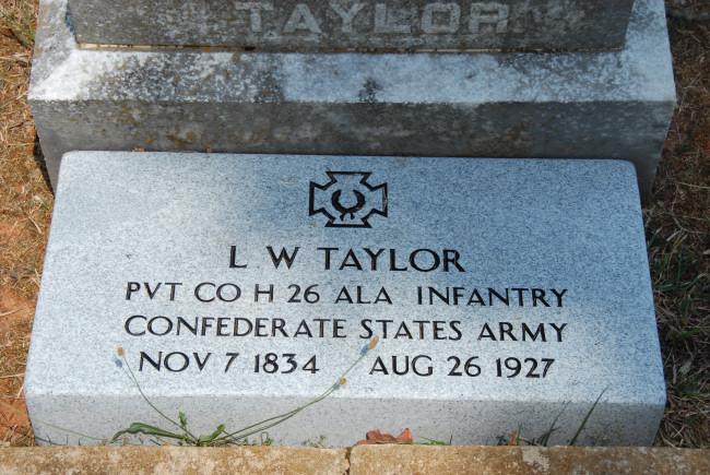 Lemuel C Wright Taylor
