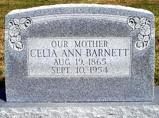 Celia A. Johnson