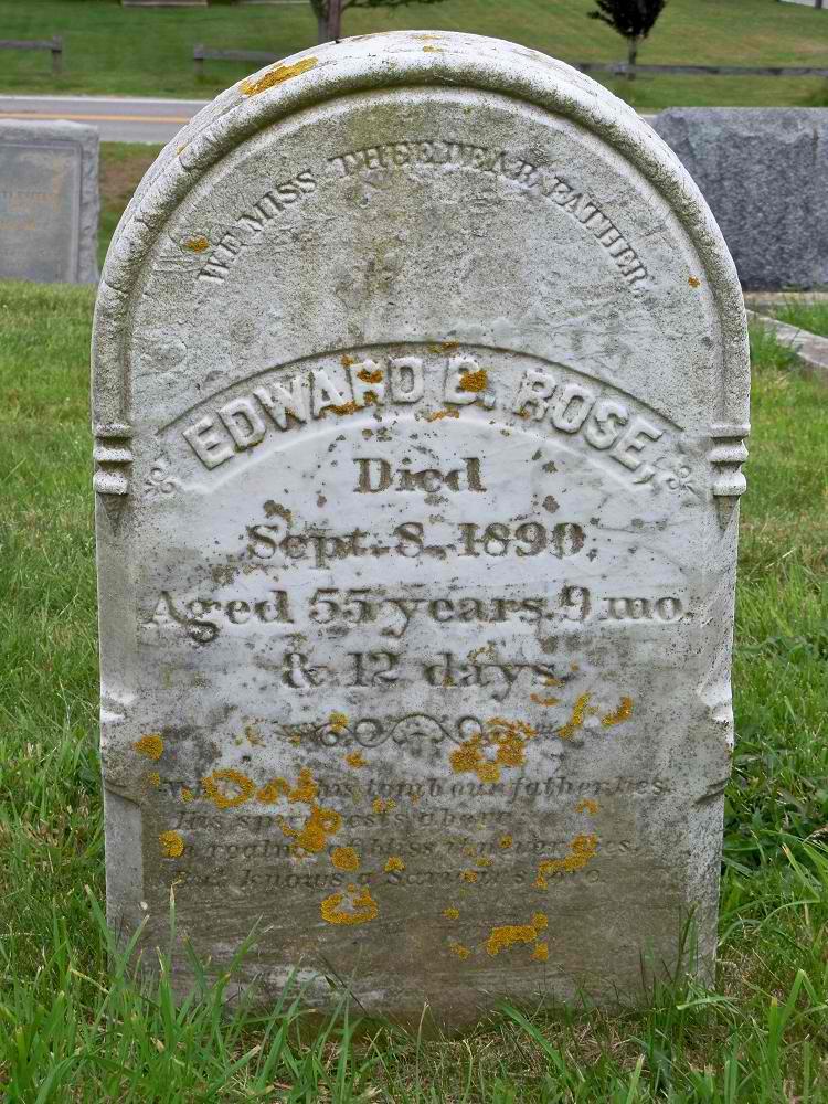 Edward Benjamin Rose