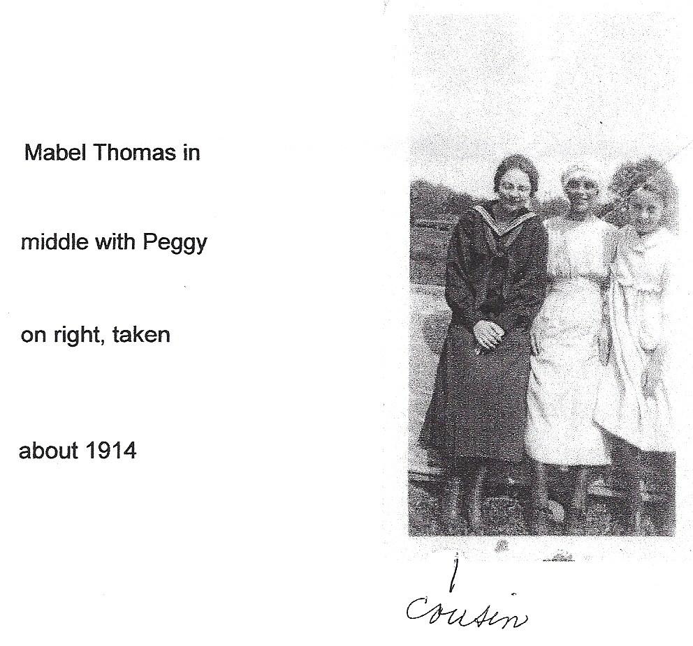 Margaret P Thomas