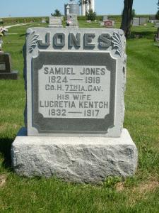 Samuel W Jones