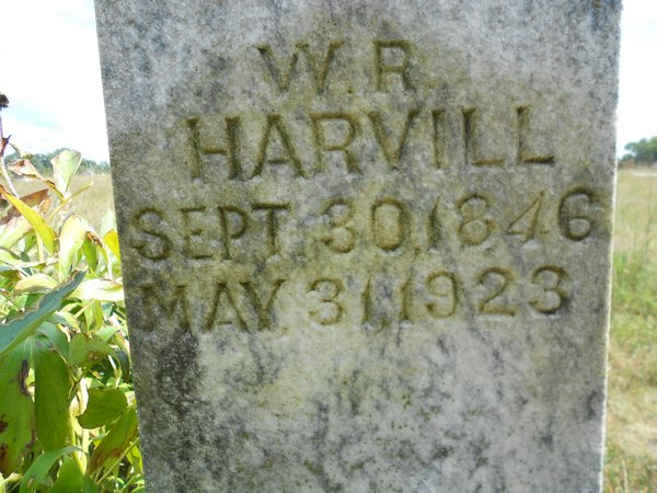 William Riley Harvill