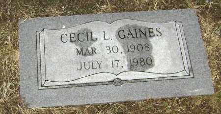 Cecil Gaines