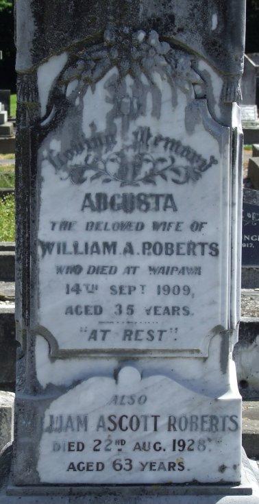 Donald Ascot Roberts
