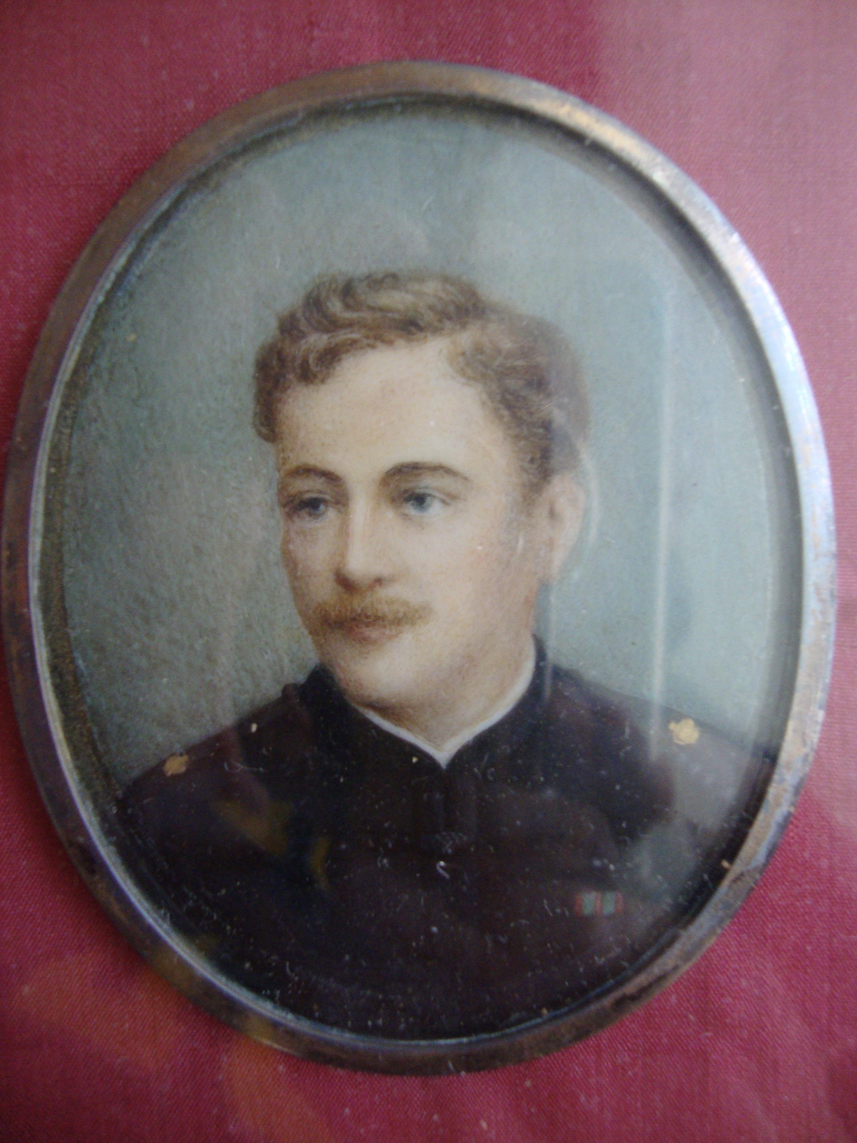 Colonel Arthur Coombe Gordon Lydiard