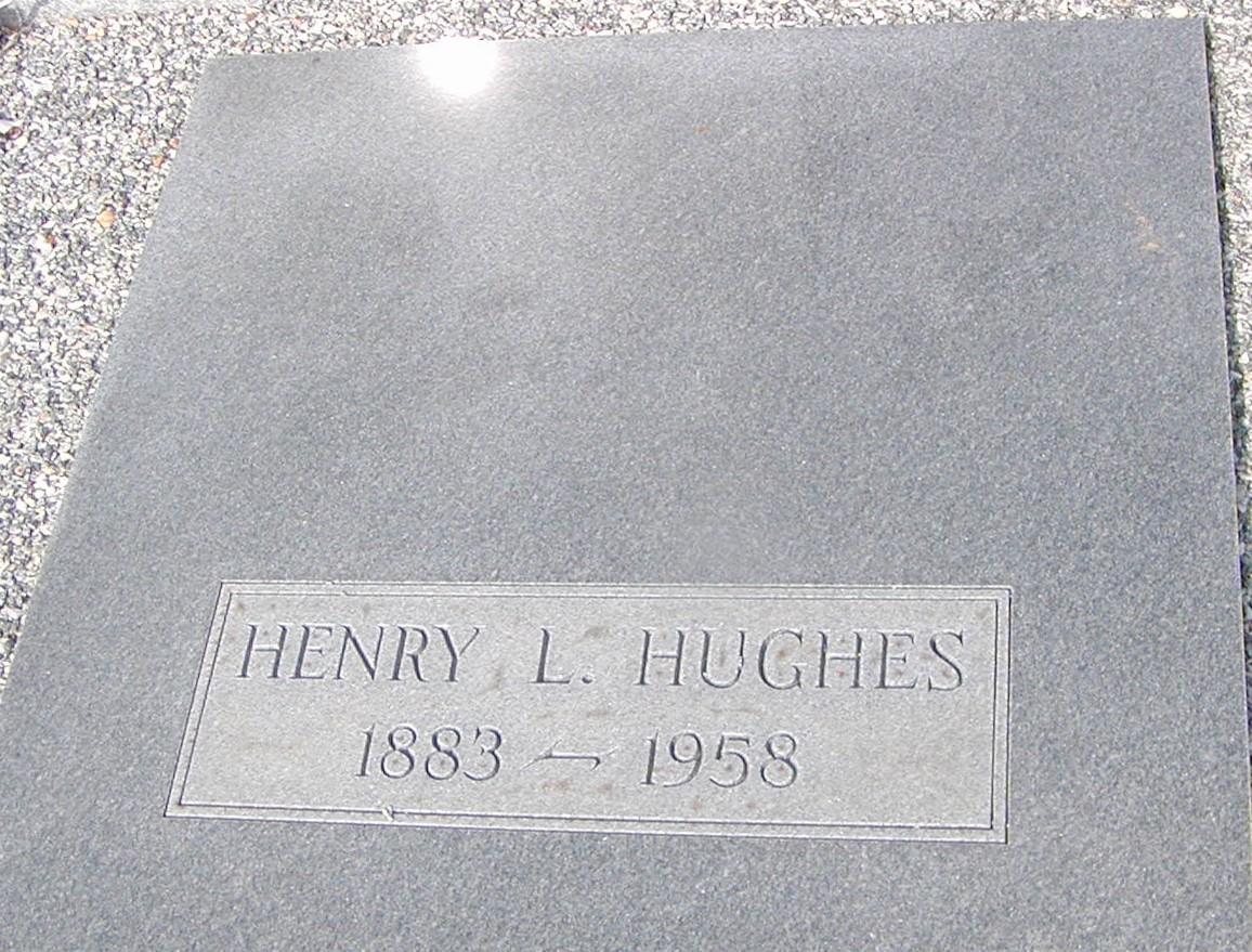 Henry (Lee) Hughes