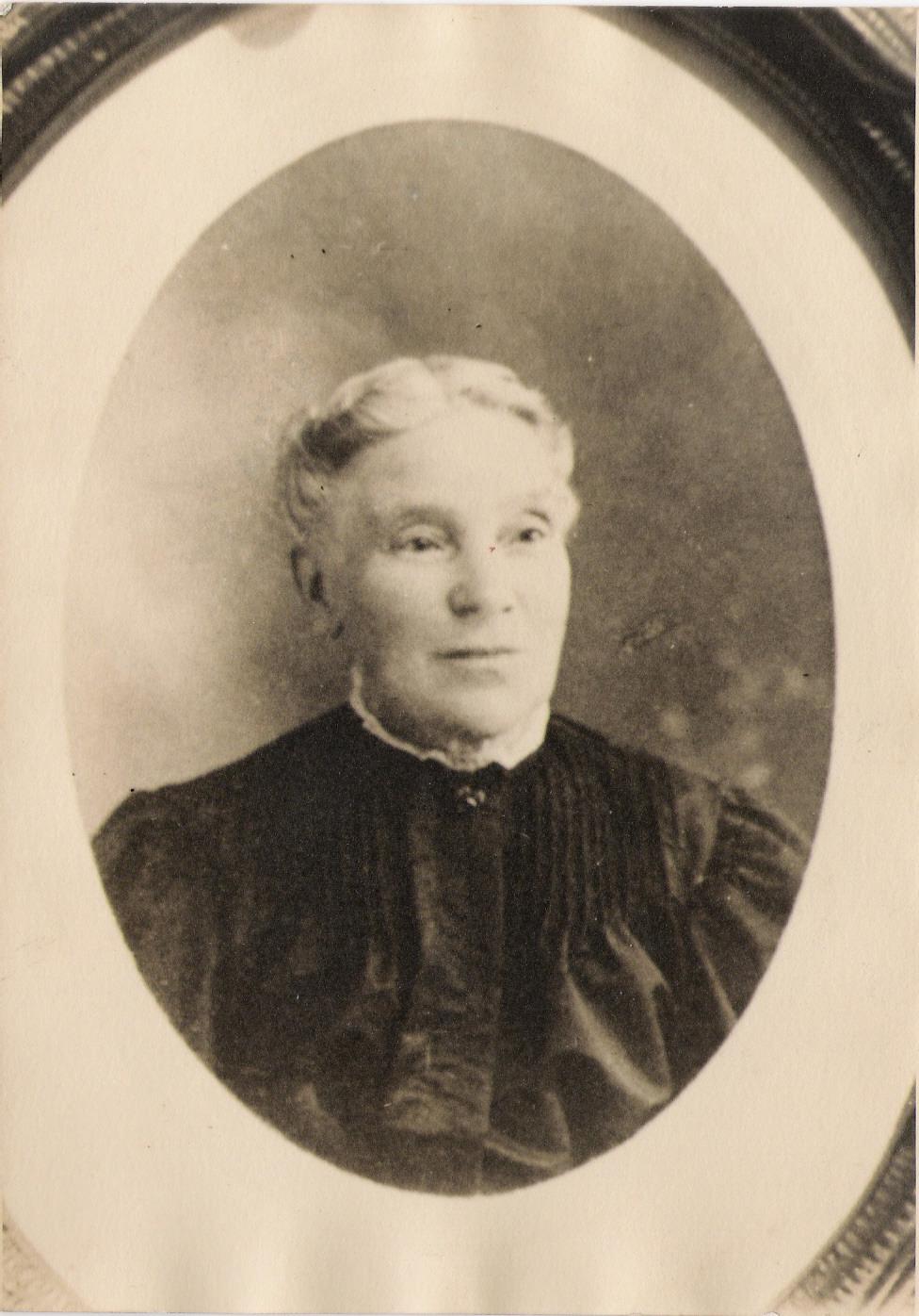 Sarah Ann Jones