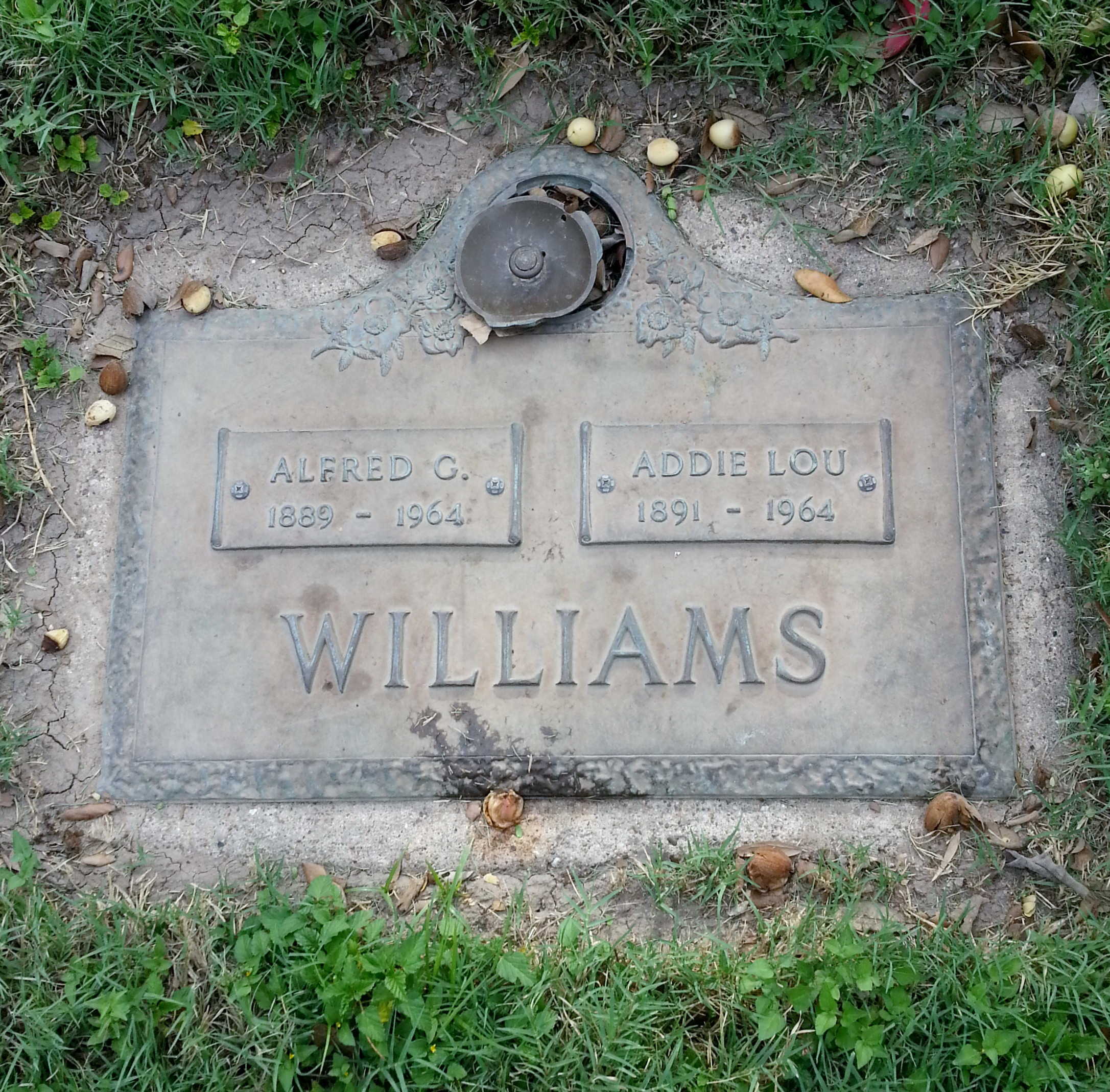 Alfred Green Williams