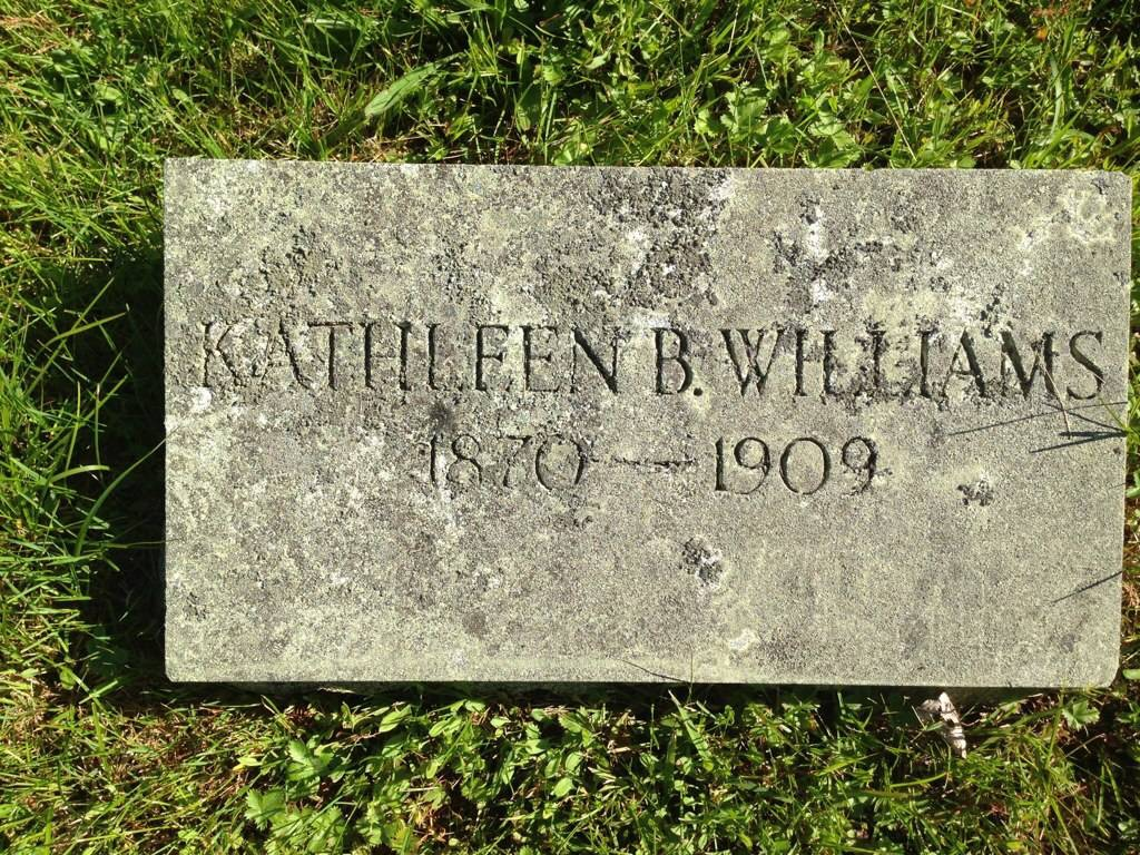 Kathleen B. Williams