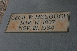 Cecil Wilton McGough