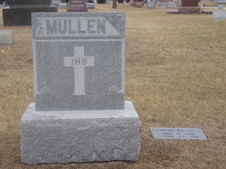 Edward Patrick Mullen
