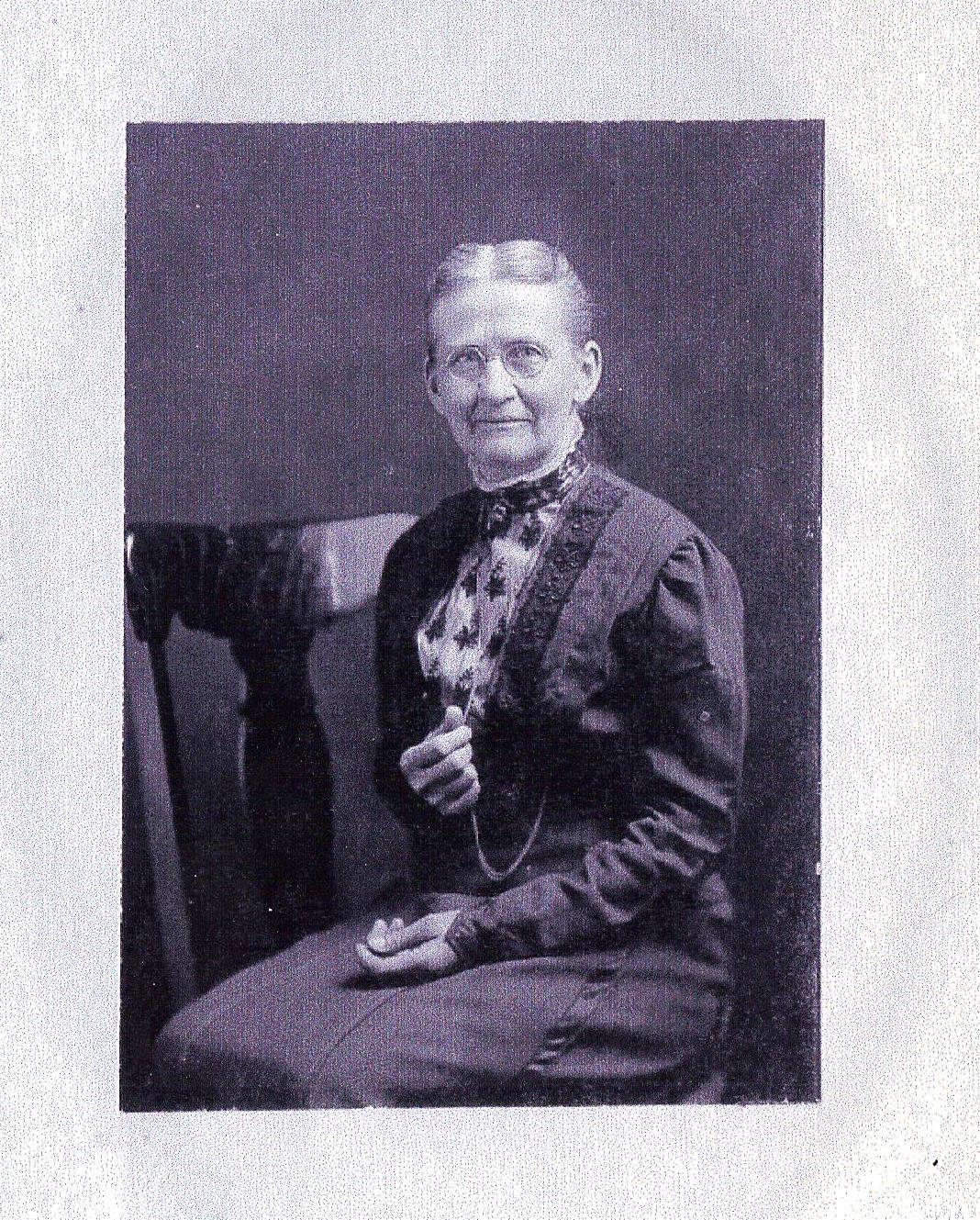 Flora Jane Bostwick