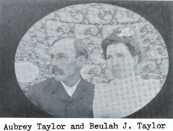 Robert Aubrey Taylor