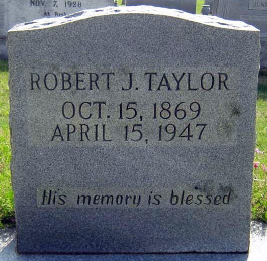 Robert J. Taylor
