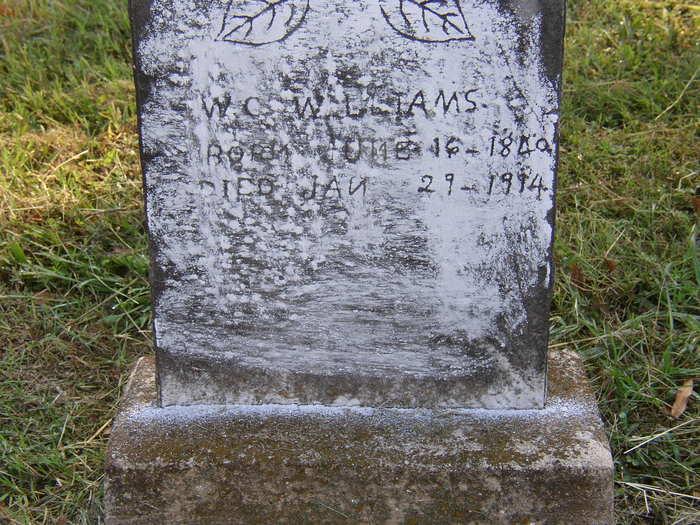 William A. C. Williams
