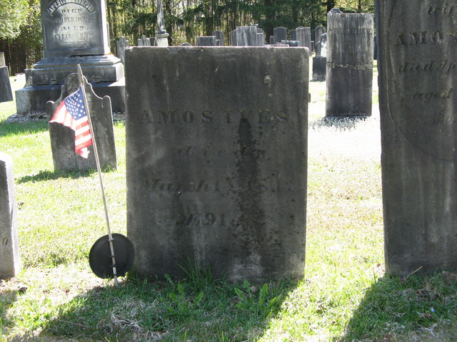 Amos Ives