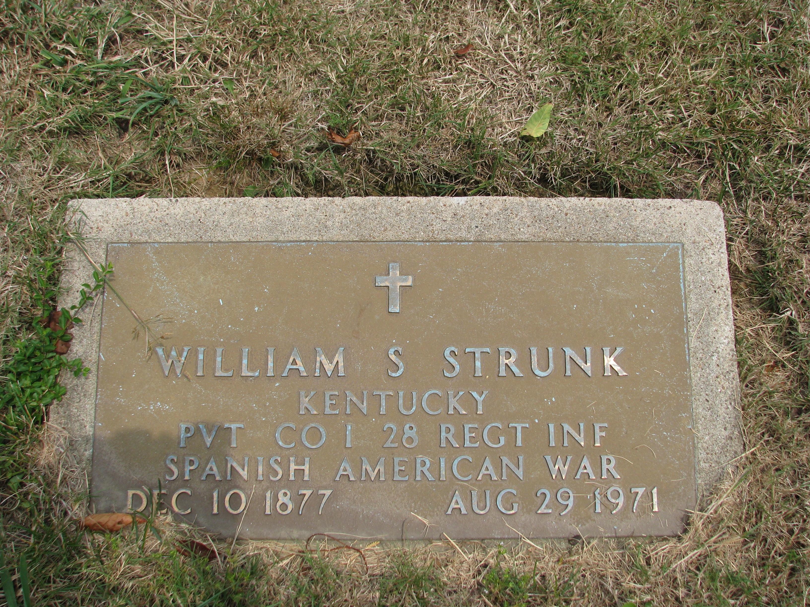 William Sidney Strunk