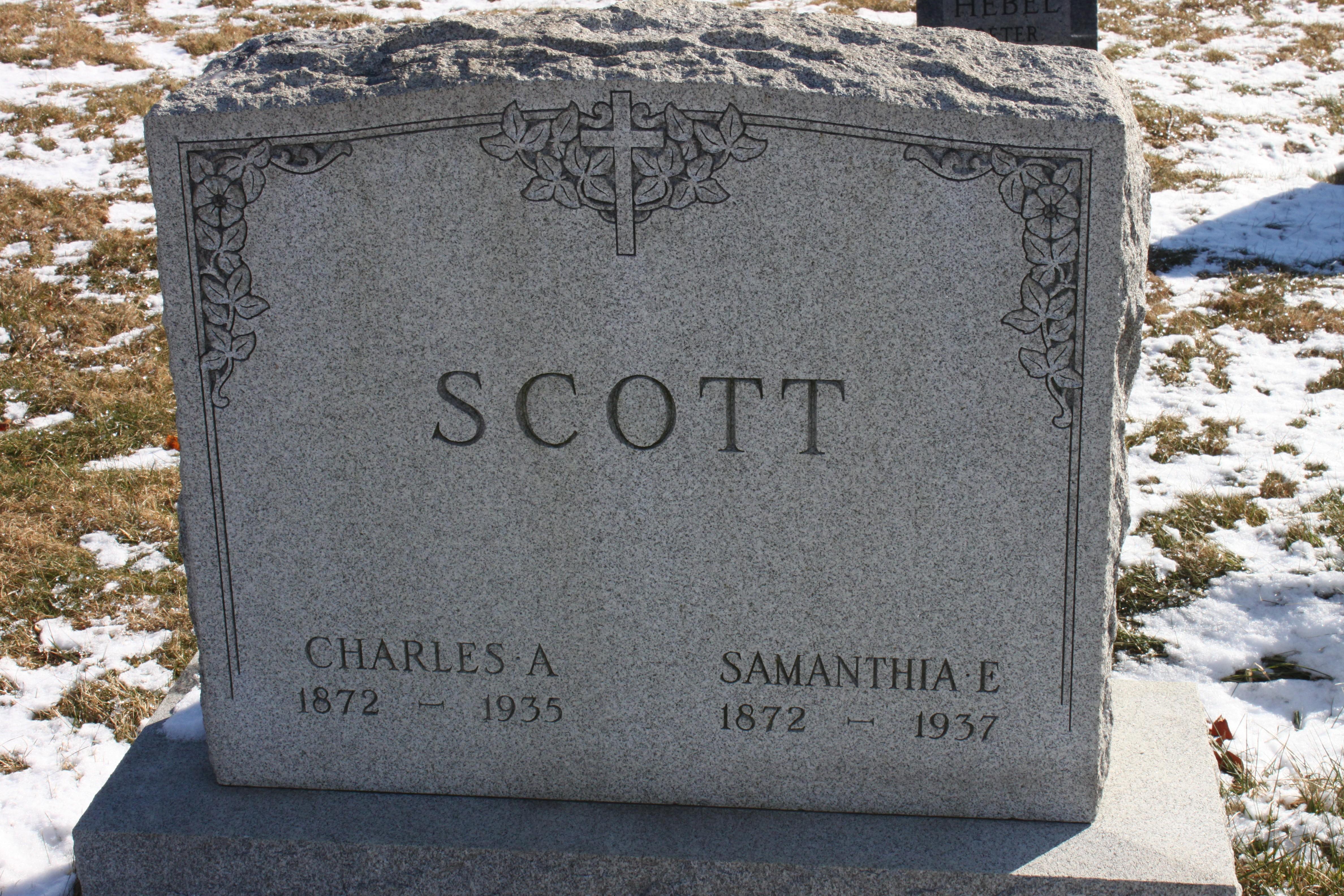 Samanthia E. Smith