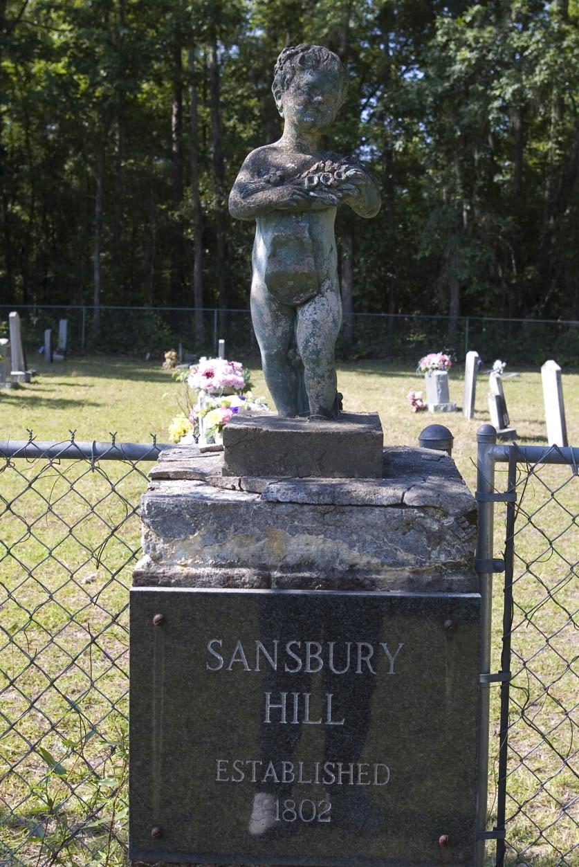 Elizabeth Ann Hill Sansbury