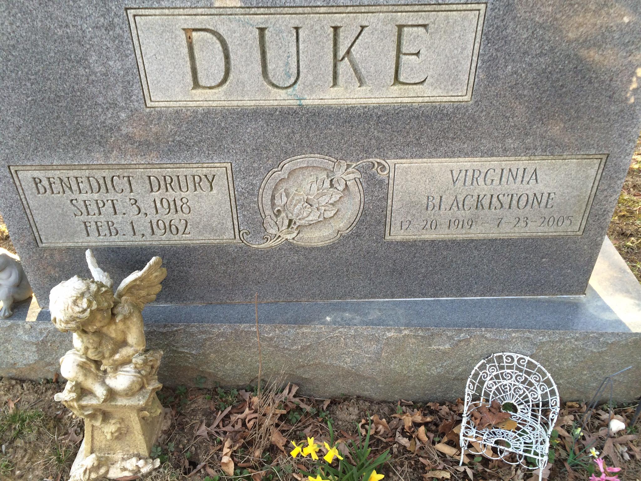 Benedict Drury Duke