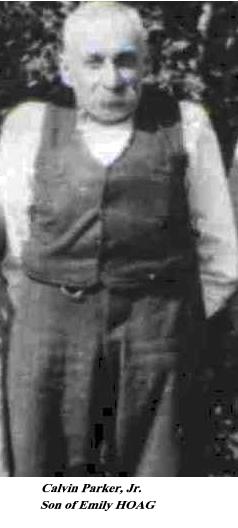 Calvin D Parker