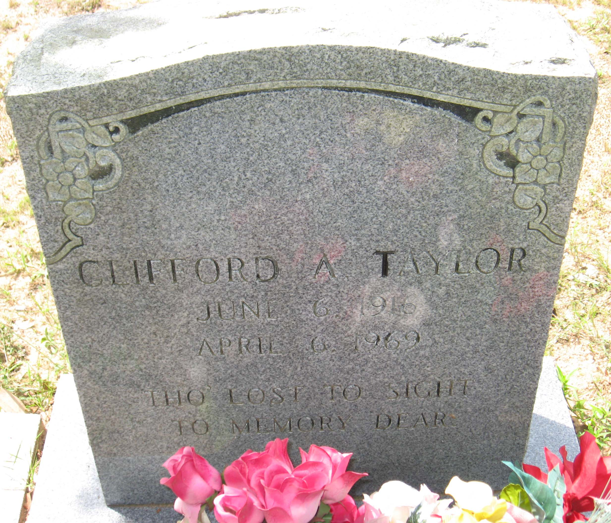 Clifford A. Taylor