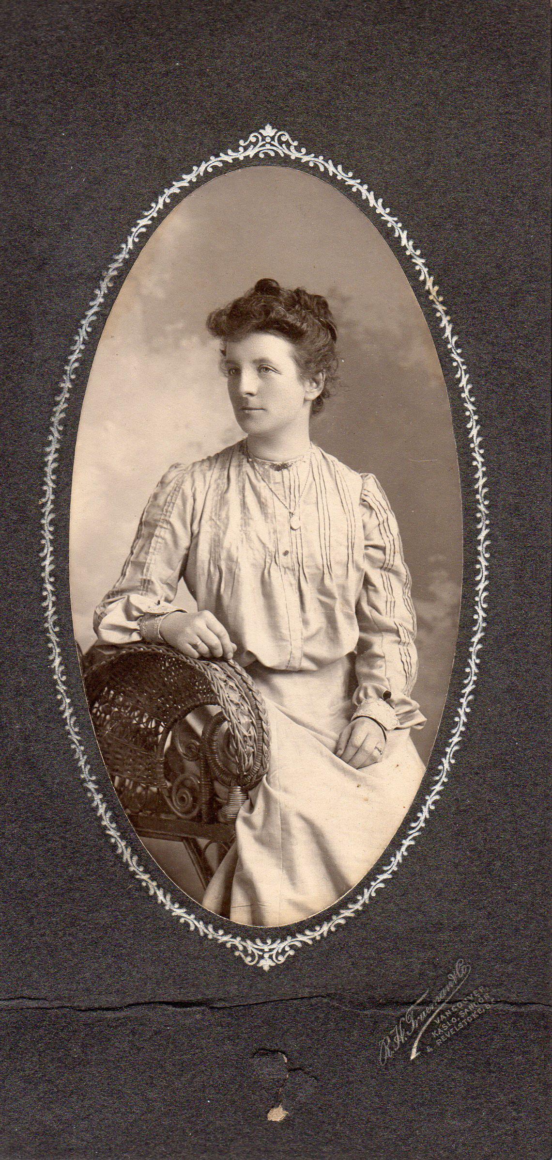 Beatrice (Bea) Martha Wilkinson