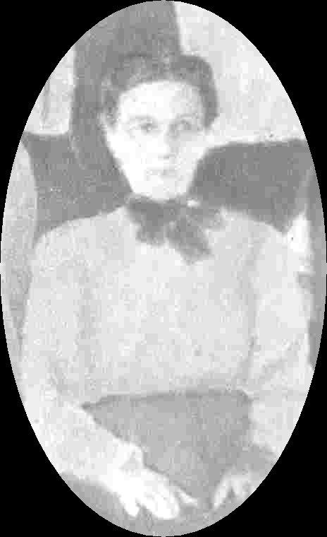 Malissa A. or Melissa Jones Cook