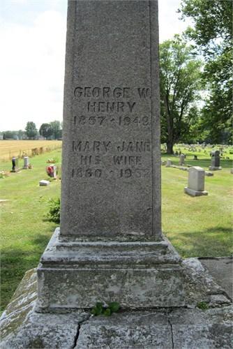 George Wesley Henry
