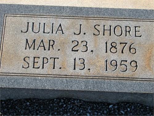 Julia A Jones
