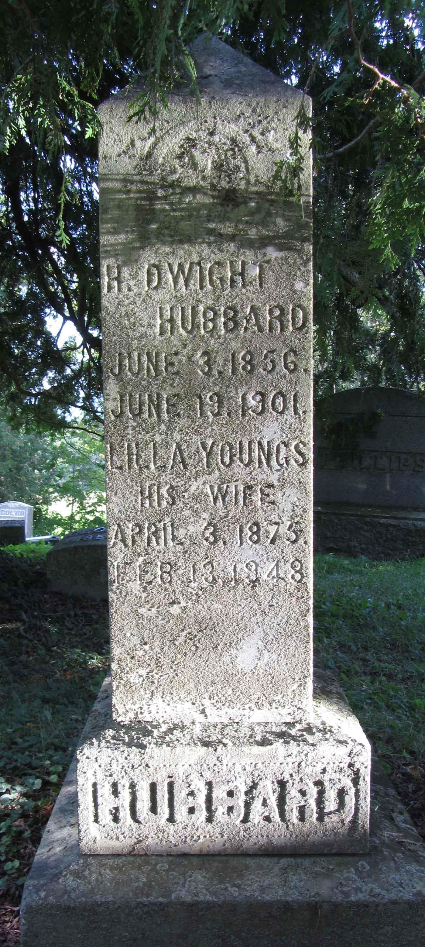 H. Dwight Hubbard