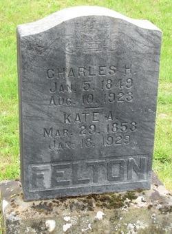 Katherine Amelia Sargent Felton