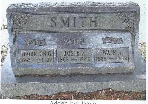 Wain A. Smith
