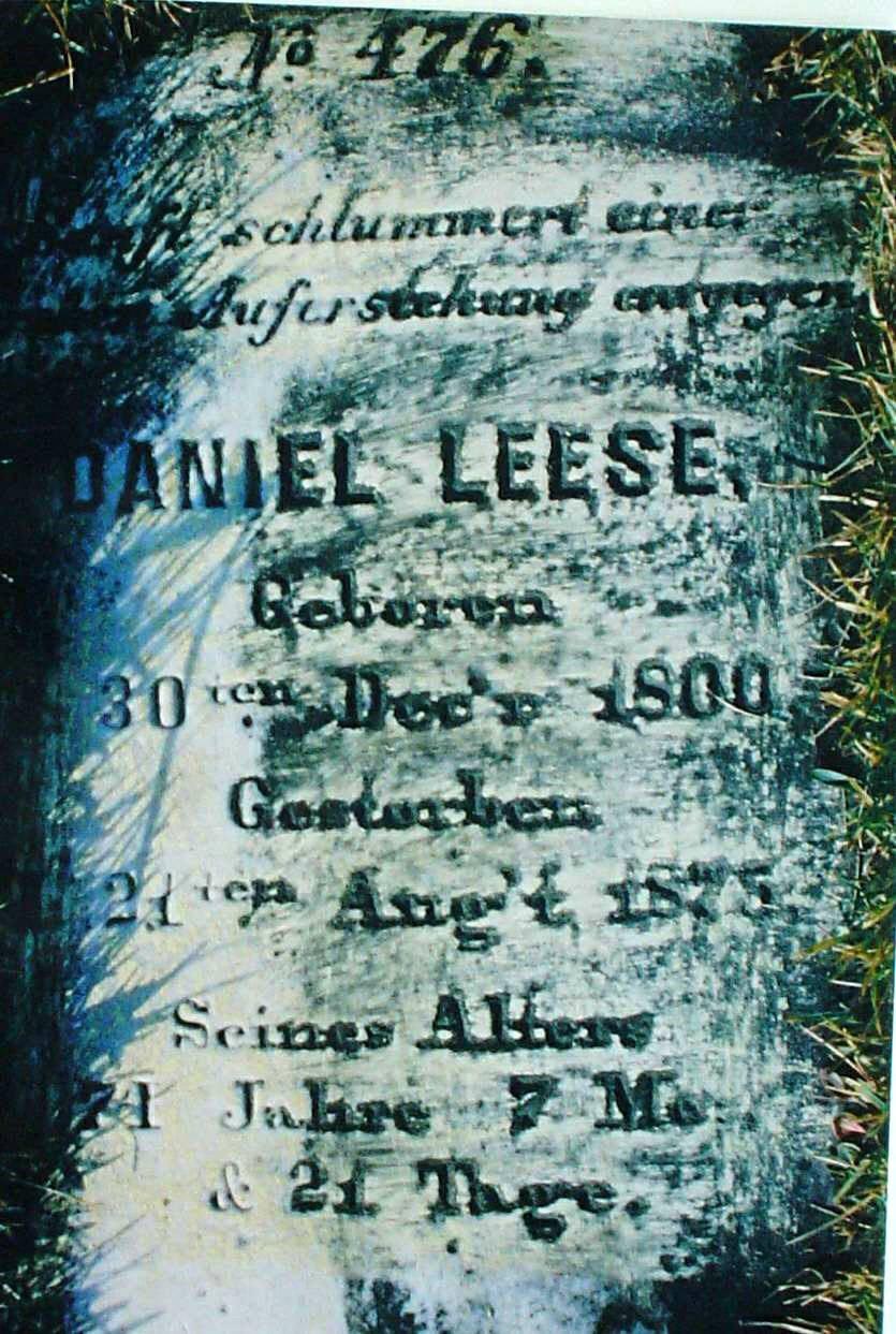 Daniel W. Leese