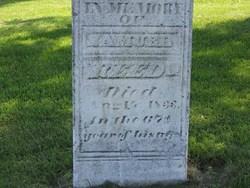 Samuel A. Reed