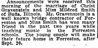 Mildred A Smith
